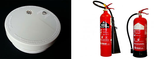 brandblusser Antwerpen
