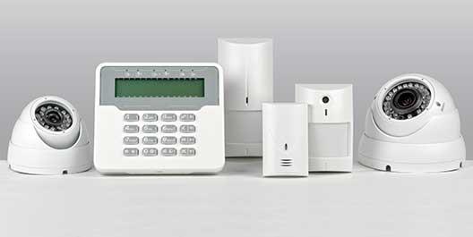 draadloos alarmsysteem Stekene