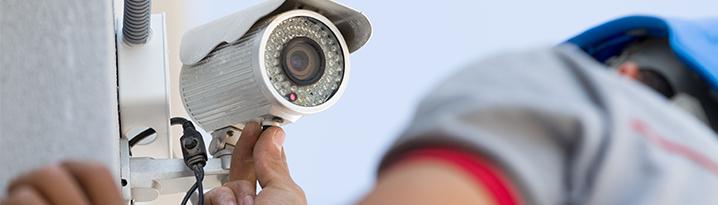 camerabewaking thuis